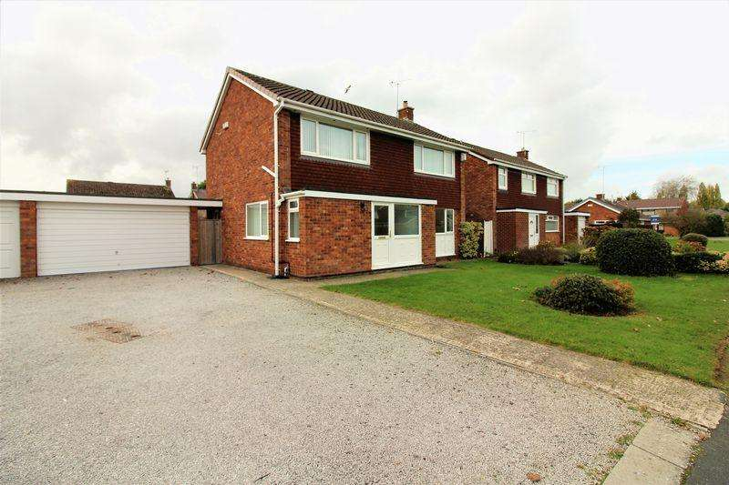 4 Bedrooms Detached House for sale in Castlecroft Road, Chester