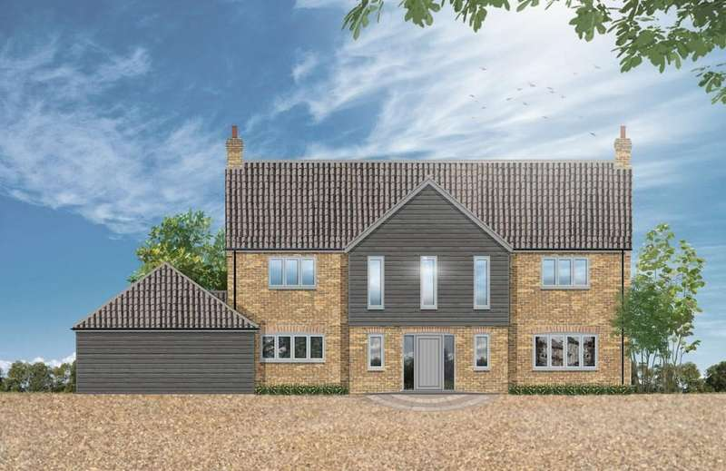 5 Bedrooms Detached House for sale in Howards Way, Gayton