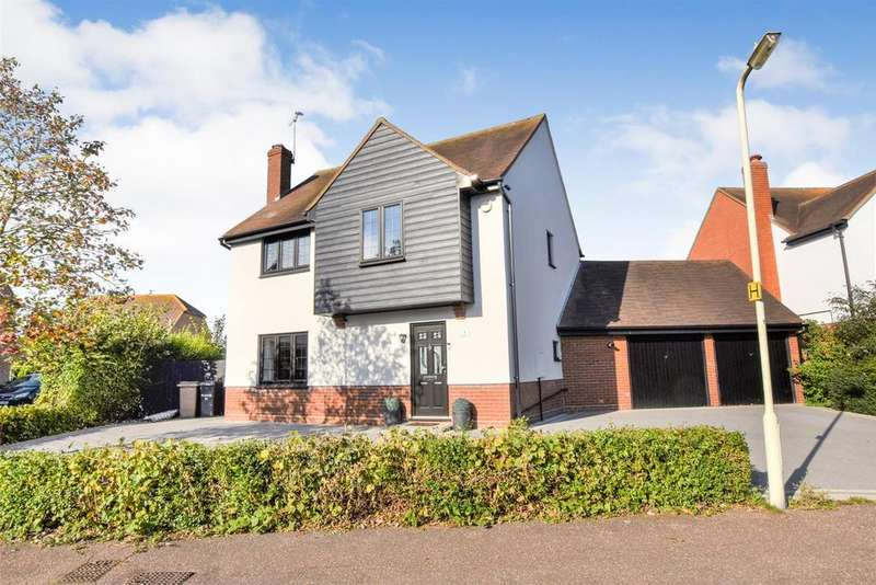 4 Bedrooms House for sale in Merton Place, South Woodham Ferrers, Chelmsford