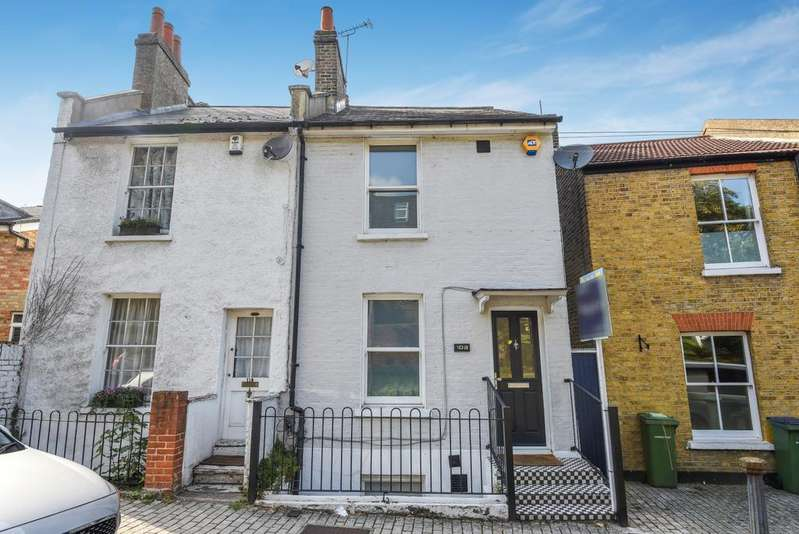 3 Bedrooms Semi Detached House for sale in Red Lion Lane London SE18
