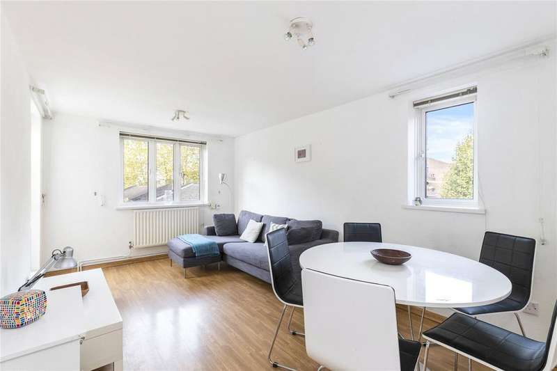 1 Bedroom Flat for sale in Coopers Lane, London, NW1
