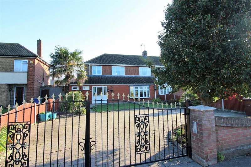 3 Bedrooms Semi Detached House for sale in Princess Margaret Road, East Tilbury,