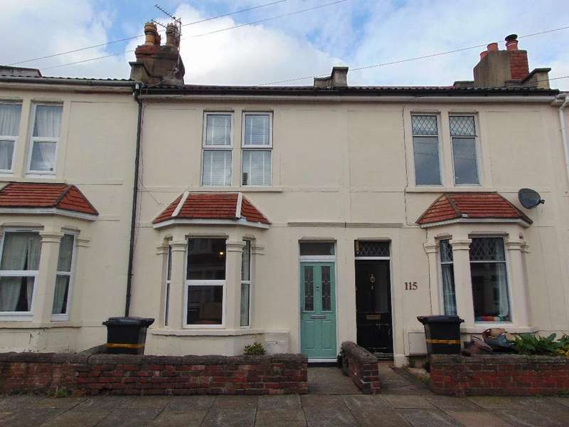 2 Bedrooms Terraced House for sale in Lawn Road, Fishponds BS16