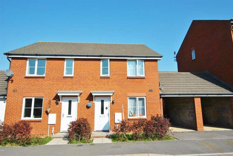 3 Bedrooms Semi Detached House for sale in Great Hayles Road, Hengrove