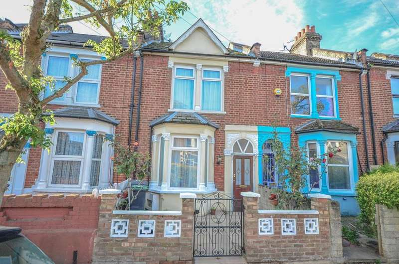3 Bedrooms Terraced House for sale in Roslyn Road, London, N15