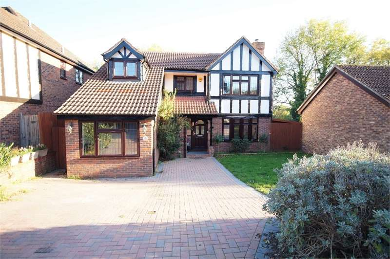 4 Bedrooms Detached House for sale in Kerris Way, Earley, READING, Berkshire