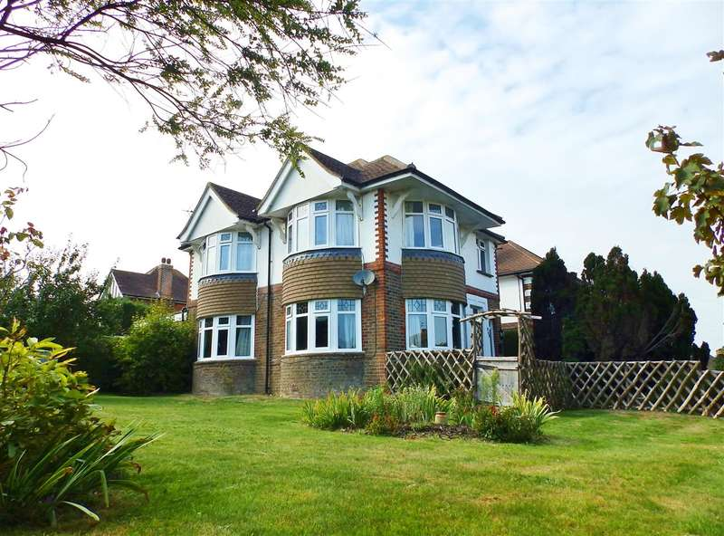 4 Bedrooms Detached House for sale in Victoria Drive, Eastbourne
