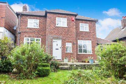 4 Bedrooms Detached House for sale in Gawsworth Road, Macclesfield, Cheshire