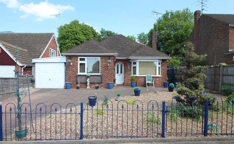 2 Bedrooms Bungalow for sale in Belper Road, Luton, Bedfordshire, LU4 8RG