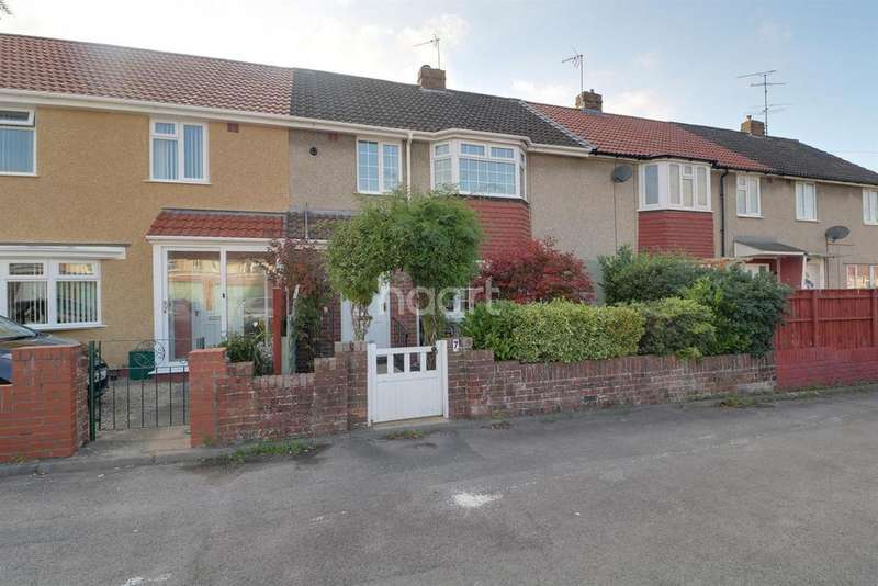3 Bedrooms Terraced House for sale in The Crescent, BS16