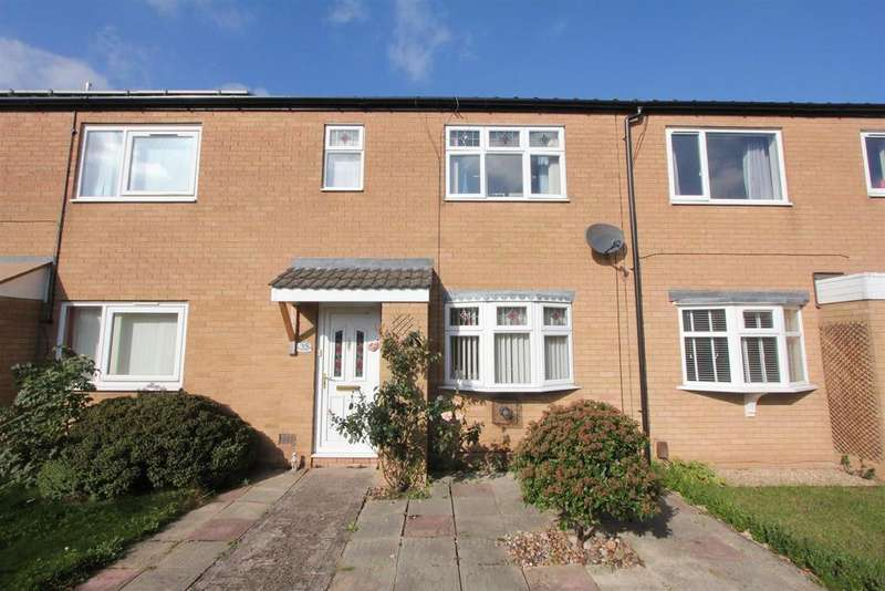 2 Bedrooms Terraced House for sale in Lawnswood, Hinckley