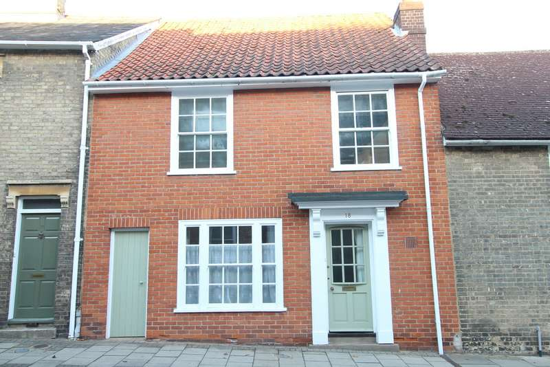 4 Bedrooms Terraced House for sale in Bury St Edmunds IP33