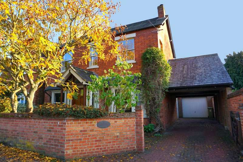 4 Bedrooms Detached House for sale in CROFTS END, SHERINGTON