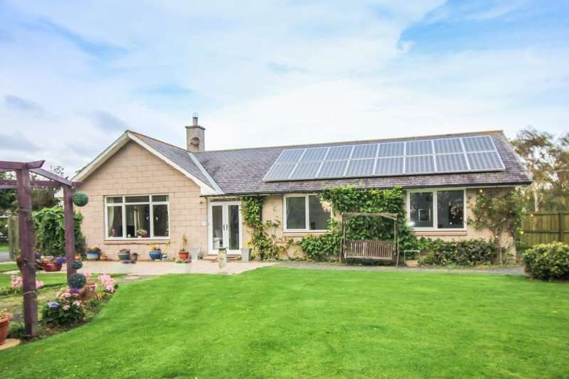 3 Bedrooms Detached Bungalow for sale in South Road, Belford, NE70
