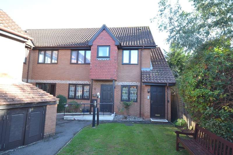 2 Bedrooms Retirement Property for sale in Fishers Court, Emmer Green, Reading