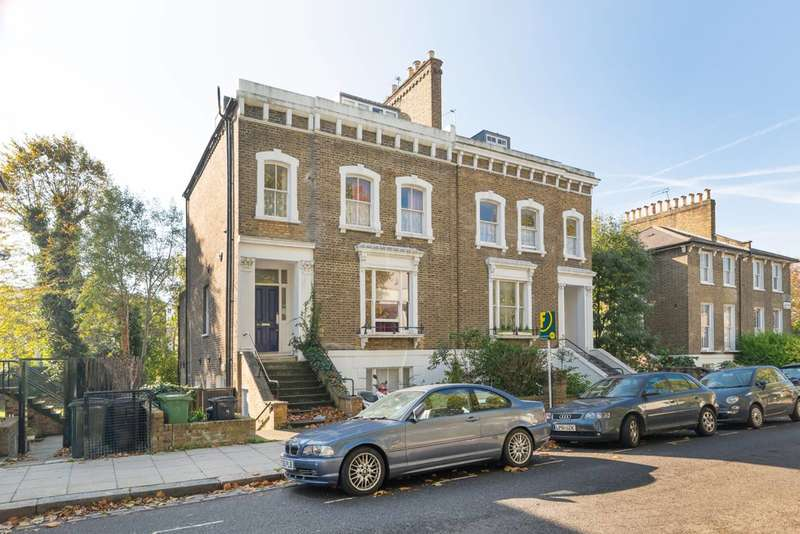1 Bedroom Flat for sale in Bartholomew Road, Kentish Town, NW5