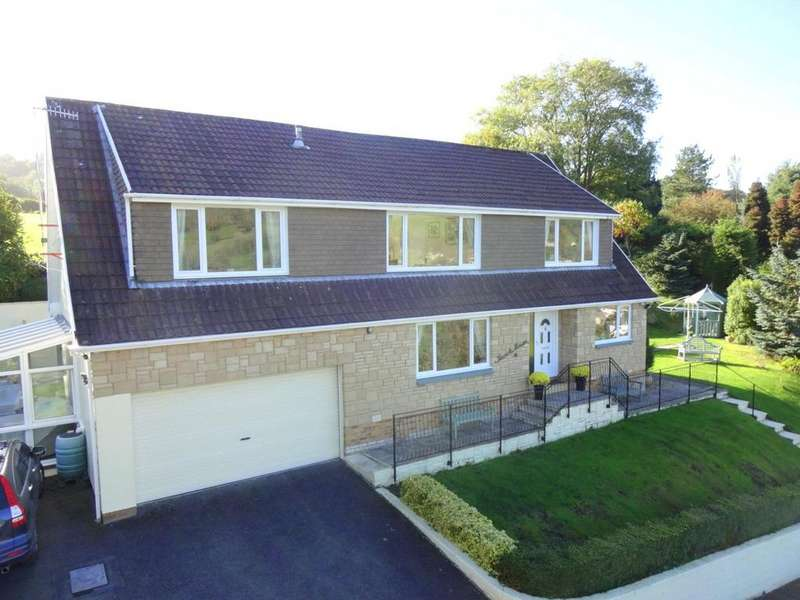 5 Bedrooms Detached House for sale in Knowle Gardens, Combe Martin