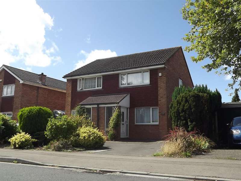 2 Bedrooms Semi Detached House for sale in Long Beach Road, Longwell Green, Bristol, BS30 9XP