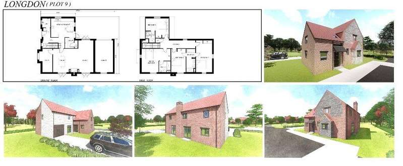 4 Bedrooms Detached House for sale in Clifton, Clifton-Upon-Teme, Worcestershire, WR6