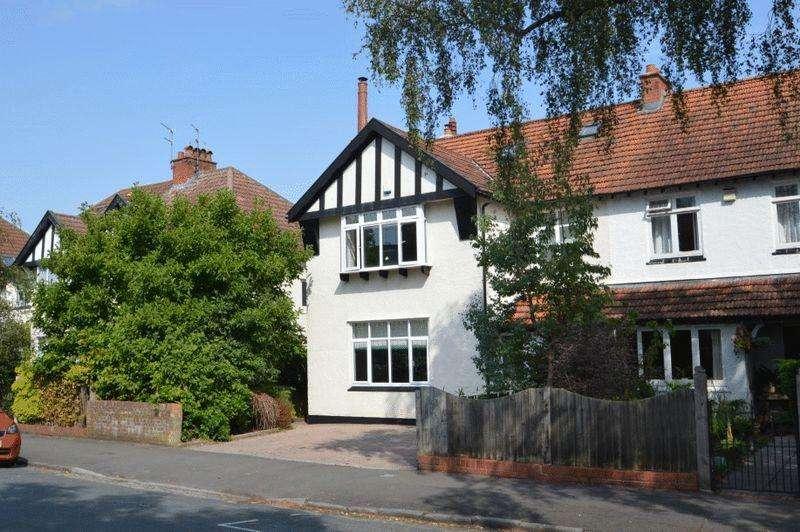 5 Bedrooms Semi Detached House for sale in Upper Cranbrook Road, Redland
