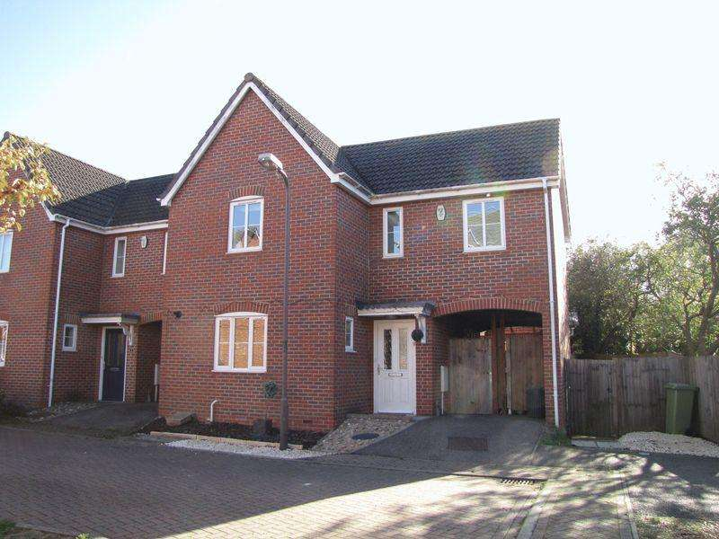 3 Bedrooms Link Detached House for sale in Edwards Croft, Milton Keynes