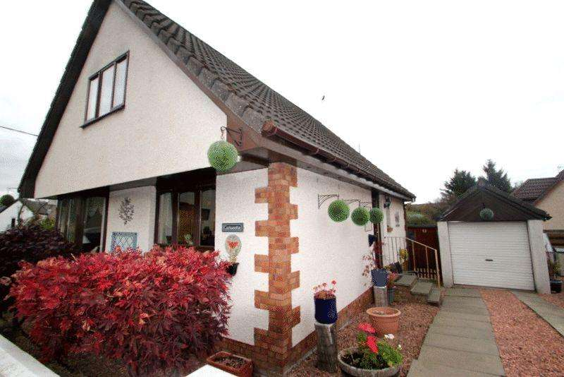 4 Bedrooms Detached House for sale in Forestmill, Alloa