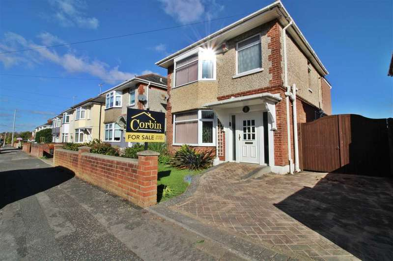 4 Bedrooms Detached House for sale in Cherford Road, Bournemouth