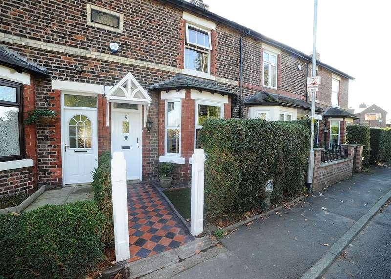 2 Bedrooms Cottage House for sale in 5 School Lane, Rixton WA3 6LJ