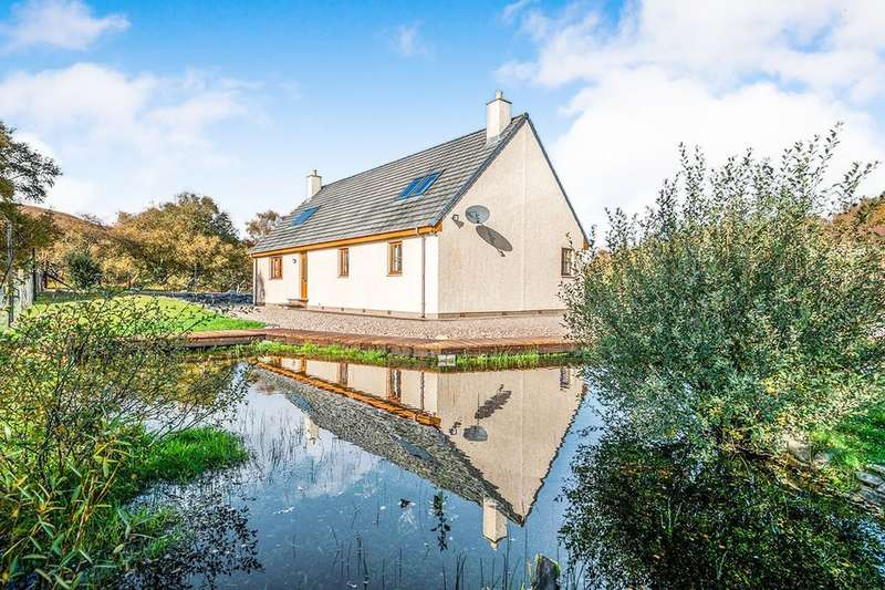 4 Bedrooms Detached House for sale in Tongue, IV27