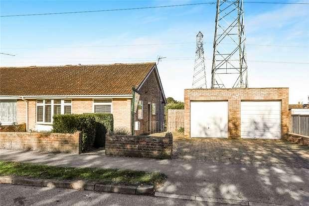2 Bedrooms Semi Detached Bungalow for sale in Torridge Rise, Bedford
