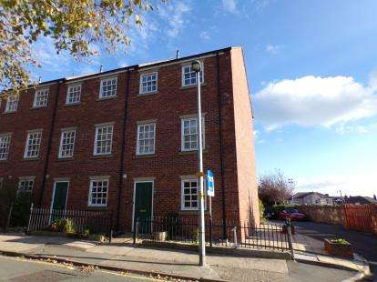 3 Bedrooms End Of Terrace House for sale in Heritage Court, Mold, Flintshire, CH7