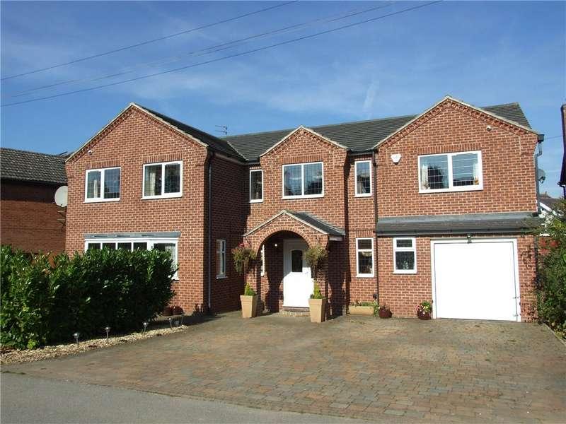 5 Bedrooms Detached House for sale in Keats Avenue, Littleover, Derby, Derbyshire, DE23