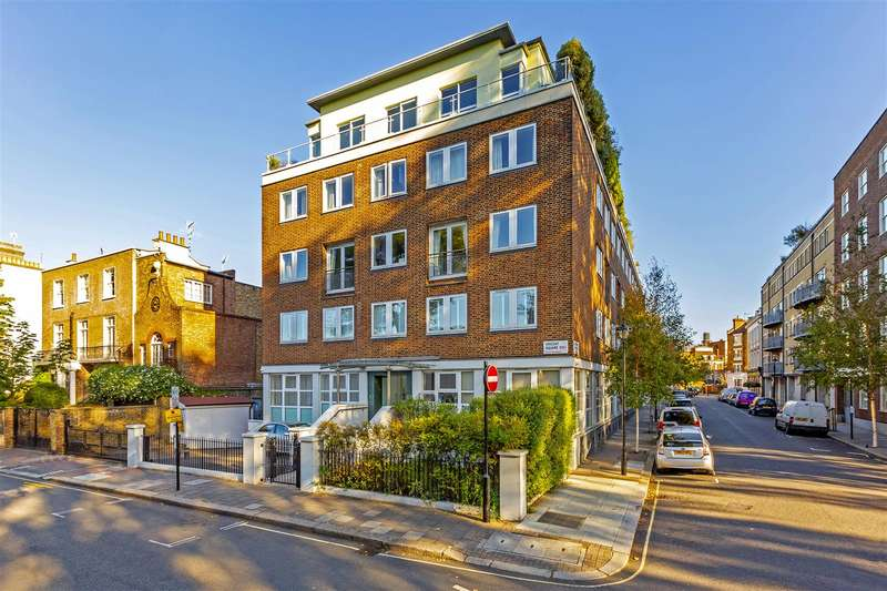 2 Bedrooms Flat for sale in 87 Vincent Square, Westminster, London, SW1P