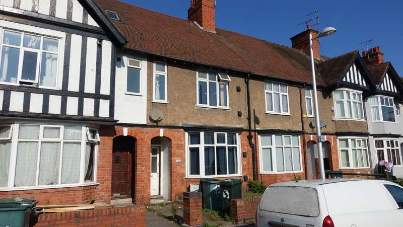 6 Bedrooms Terraced House for sale in 43 St. Patricks Road, City Centre, Coventry