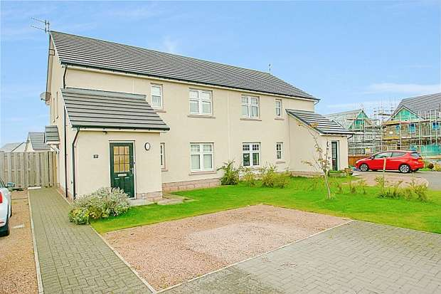 2 Bedrooms Apartment Flat for sale in Carnegie Road, Peterhead, Aberdeenshire, AB42 3FT