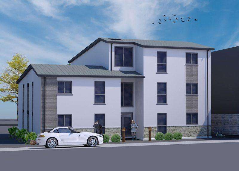 2 Bedrooms Apartment Flat for sale in St Andrews Place, Stratton, Bude