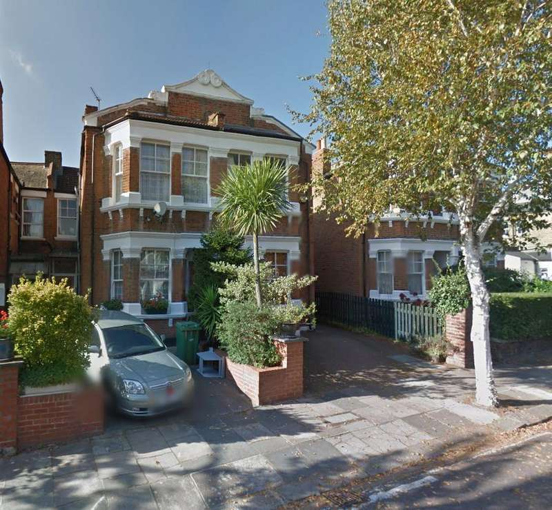 4 Bedrooms Semi Detached House for sale in Goldsmith Avenue, London, W3 6HP