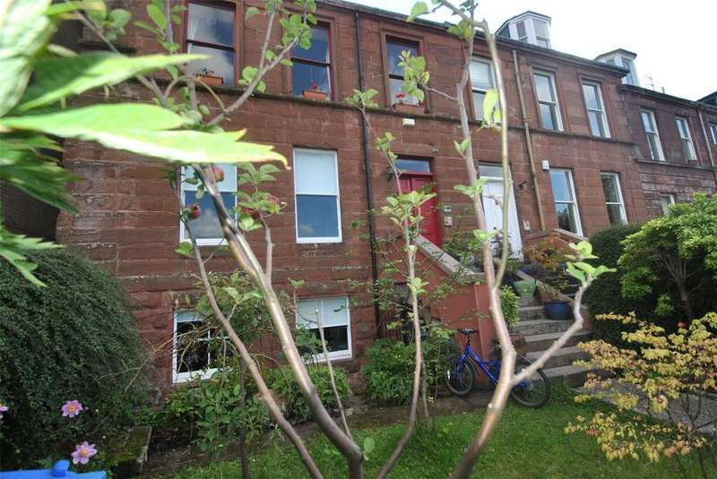 4 Bedrooms Flat for sale in Turnberry Road, Glasgow, Lanarkshire, G11