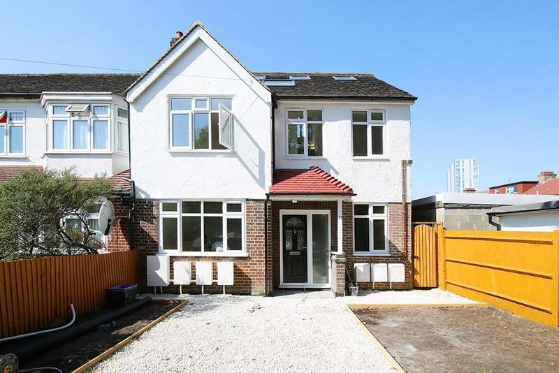 1 Bedroom Flat for sale in Flat 2, Christchurch Close, Colliers Wood SW19 2NZ