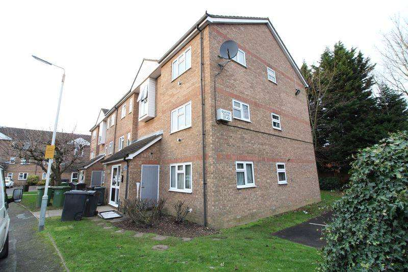 2 Bedrooms Flat for sale in CHAIN FREE Upper Floor Flat in Leagrave with LONG LEASE!