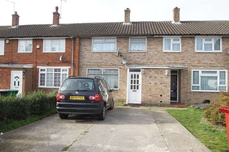 3 Bedrooms Terraced House for sale in Perryman Way, Slough