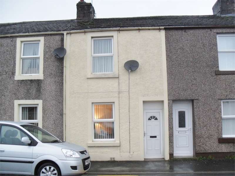 3 Bedrooms Terraced House for sale in CA25 5HS Birks Road, Cleator Moor, Cumbria