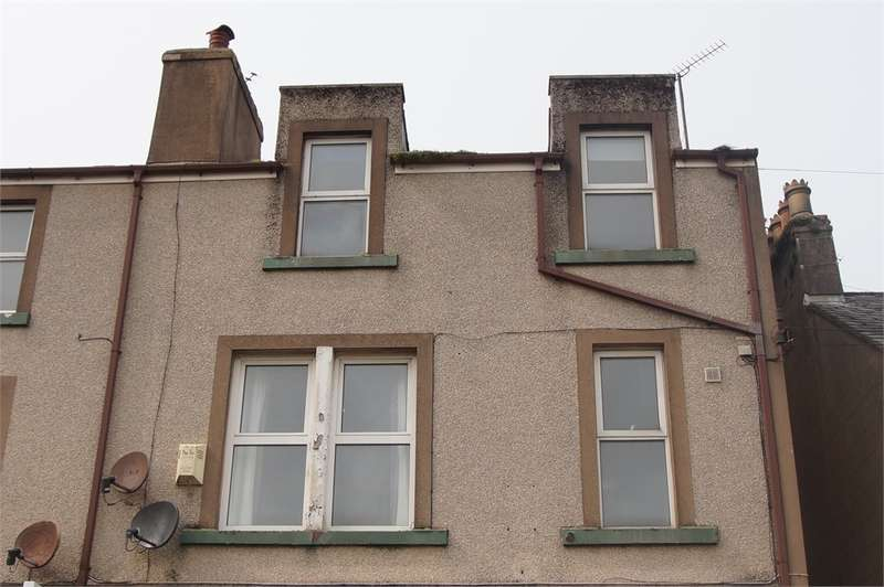 3 Bedrooms Maisonette Flat for sale in CA14 5PT Church Road, Harrington, Workington, Cumbria