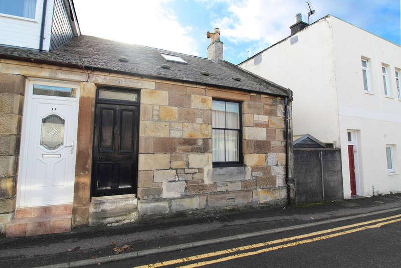 2 Bedrooms Cottage House for sale in Gardiner Street, Prestwick, KA9