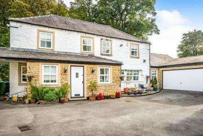5 Bedrooms Detached House for sale in Usworth Hall, Washington, Tyne and Wear, NE37