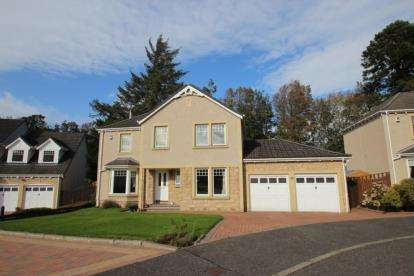 4 Bedrooms Detached House for sale in Logan Road, Torryburn