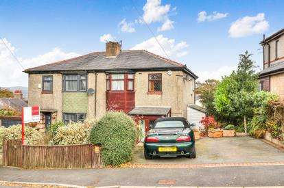 3 Bedrooms Semi Detached House for sale in Rosemount Avenue, Rosehill, Burnley, Lancashire