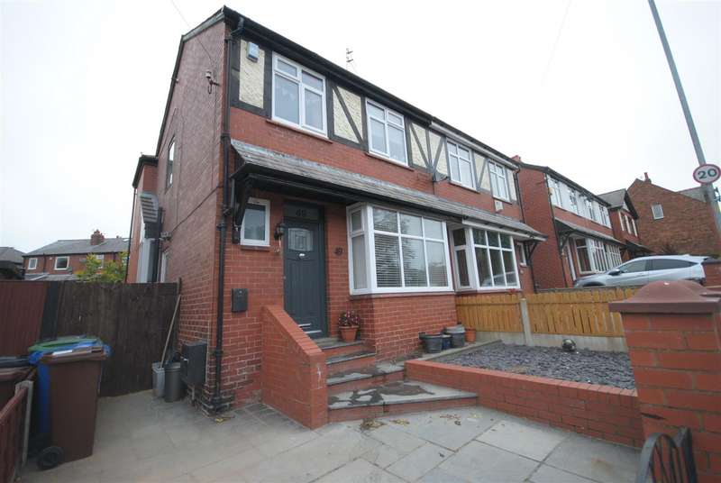 3 Bedrooms Semi Detached House for sale in Hornby Street, Swinley, Wigan.