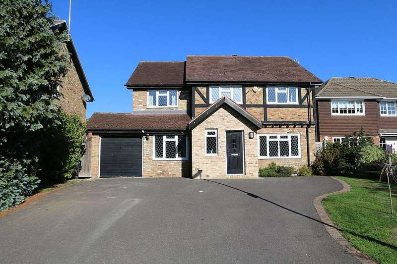 5 Bedrooms Detached House for sale in Tollway, Chineham, Basingstoke, Hampshire, RG24 8RJ