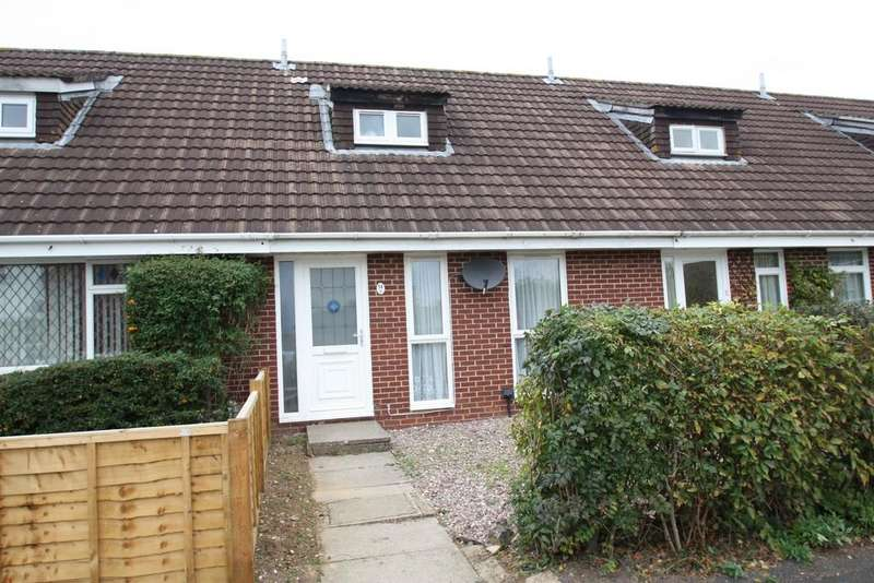 2 Bedrooms Terraced House for sale in Andover